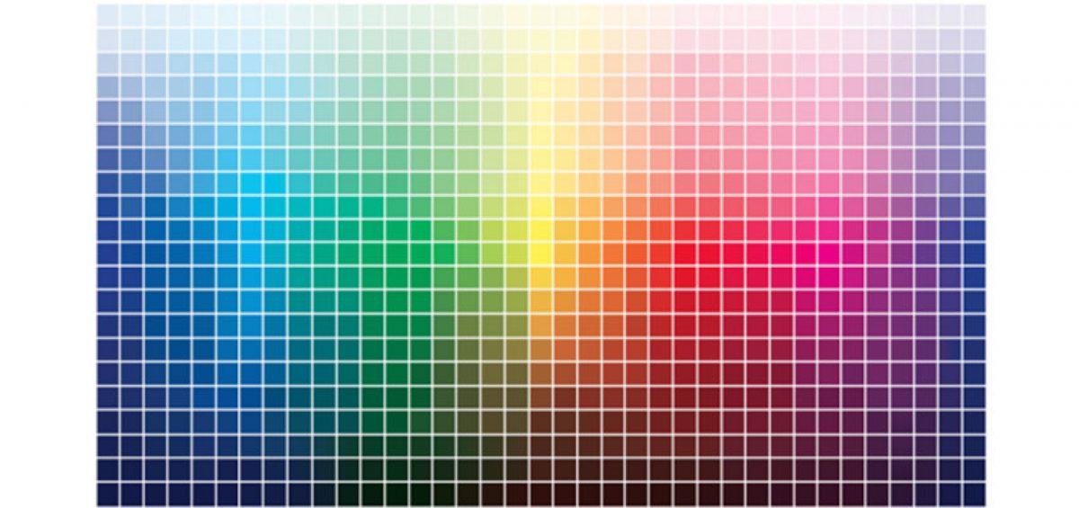 اکسپرسیون رنگ در طراحی