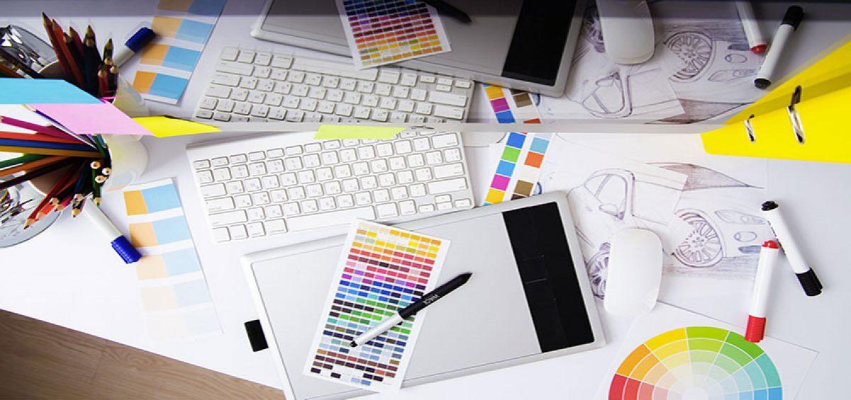 آشنایی با طراحی گرافیک یا تبلیغات