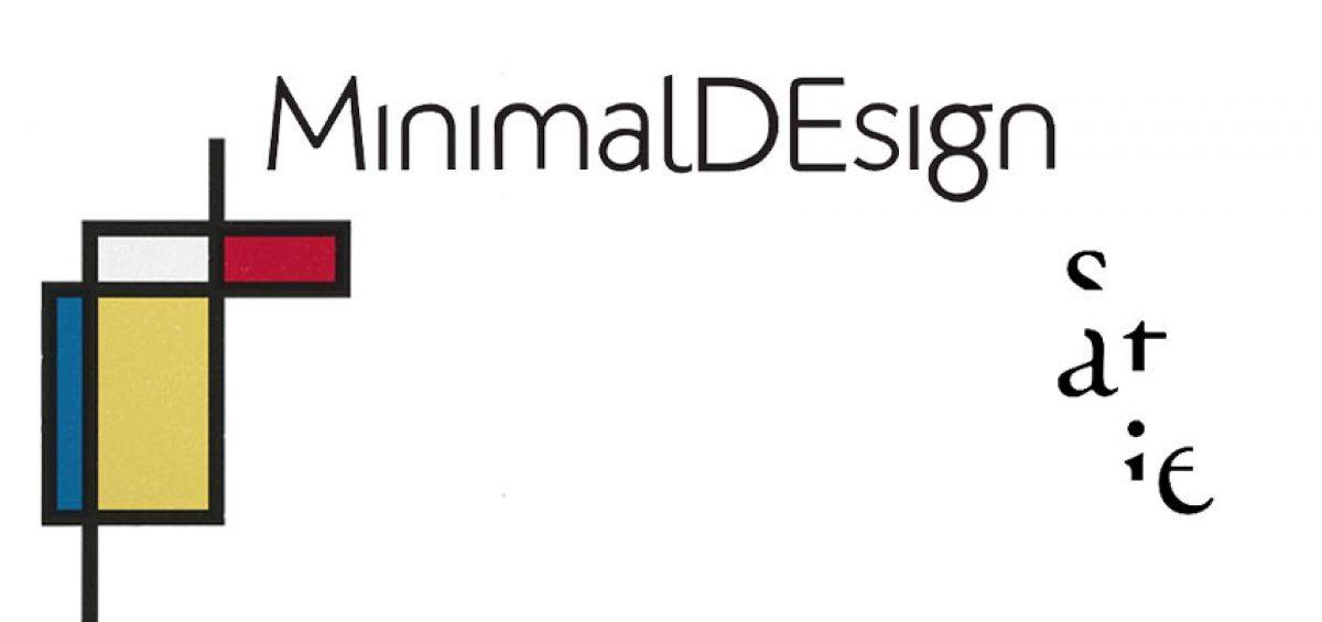 مینیمالیسم در طراحی گرافیک