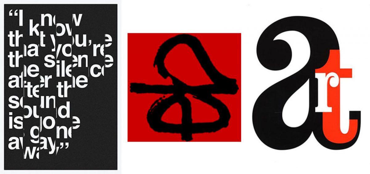 فنون تایپوگرافی و شیوههای حساسیت بخشیدن به حروف و نوشتار در طراحی
