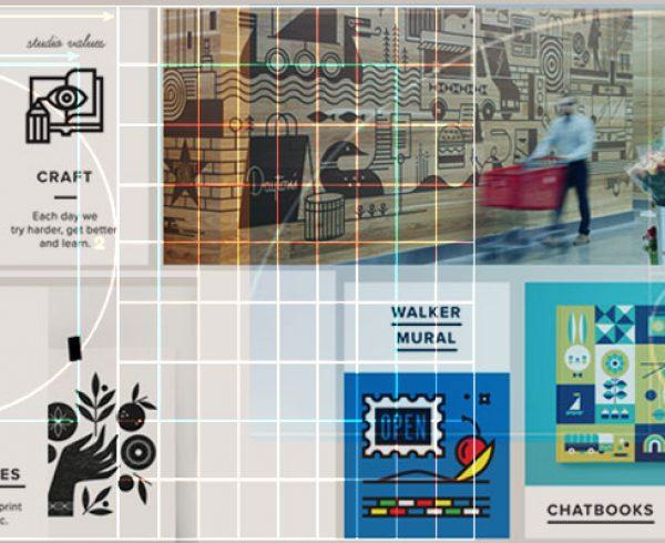 سیستم گرید در طراحی گرافیک